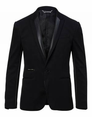 "Philipp Plein Men ""LIGHT MY FIRE"" Blazer Jacket"