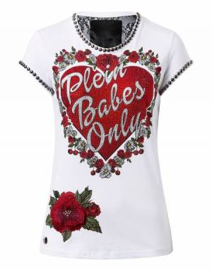 "Philipp Plein Women ""SOUND OF DREAMS"" T-Shirt"
