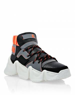 "Philipp Plein Men's Sneakers ""RUNNER MONSTER"""