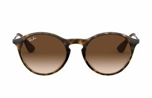 Ray-Ban Rb4243 Gunmetal, Brown Lenses - RB4243