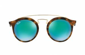 Ray-Ban Rb4256 Gatsby I Tortoise, Green Lenses - RB4256