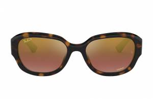 Ray-Ban Rb4282 Chromance Tortoise, Polarized Violet Lenses - RB4282CH