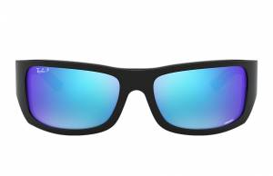 Ray-Ban Rb4283 Chromance Black, Polarized Blue Lenses - RB4283CH