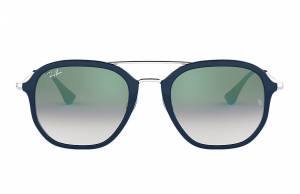 Ray-Ban Rb4273 Silver, Green Lenses - RB4273
