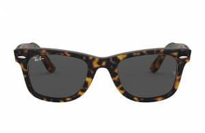Ray-Ban Original Wayfarer Bicolor Tortoise, Grey Lenses - RB2140