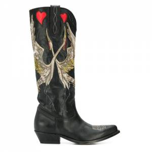 "Golden Goose Women Boots ""Love Birds"""