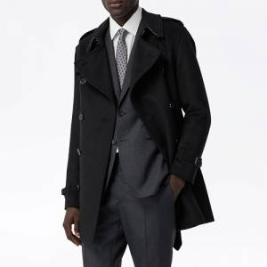 "Burberry Men's Trench Coat ""Wimbledon"""
