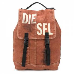 "Diesel Backpack ""Logo"""
