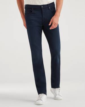 7 For All Mankind Luxe Sport Slimmy in Virtue