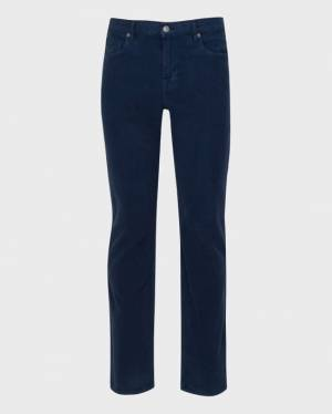 7 For All Mankind Moleskin Slimmy in Navy