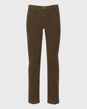 7 For All Mankind Moleskin Slimmy in Vetiver