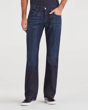"7 For All Mankind Brett Bootcut in Los Angeles Dark 32"" Inseam"