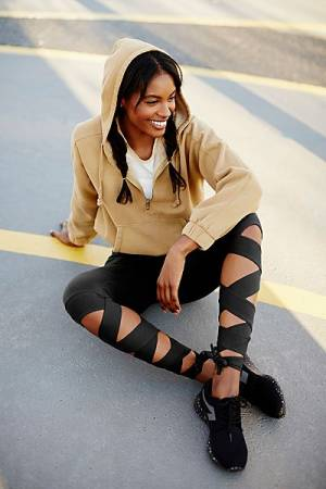 """Free People Workout Legging """"Motion"""" FP Movement Fitness"""