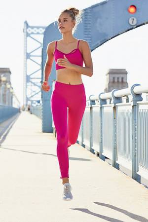 """Free People FP Movement Workout Legging """"Barely There"""""""