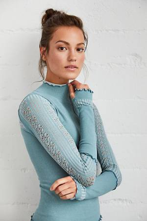 Free People FP Movement Seamless Layering Top