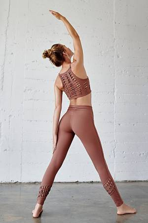 "Free People Workout Legging ""Revelation"" FP Movement Activewear"