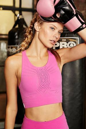 "Free People Sports Bra ""Ecology"""