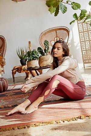"Free People Workout Leggings ""Infinity"""