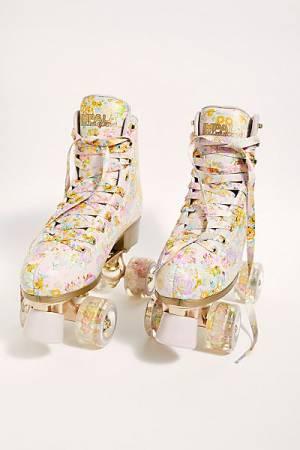 "Cynthia Rowley x IMPALA Roller Skates ""Retro Floral"""