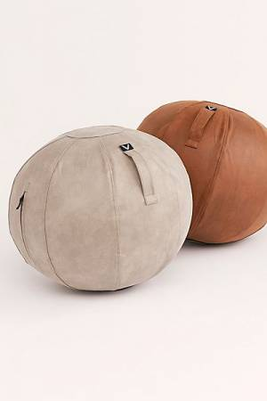 Leatherette Sitting Ball