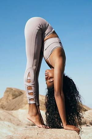 "Free People Movement Workout Leggings ""Power Up"""