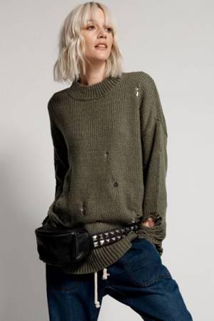 """OneTeaspoon Sweater """"Fisherman Knit"""""""
