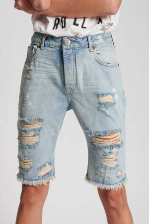 "OneTeaspoon Denim Shorts ""Kansas Truckers"""