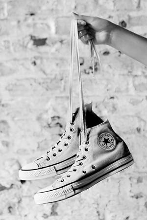 Converse Charlie Hi Top Chuck Taylor Sneakers