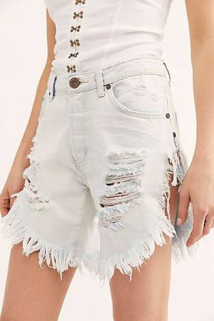 "OneTeaspoon Denim Shorts ""Frankies"""
