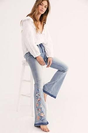 "Driftwood Flare Jeans ""Farrah"""