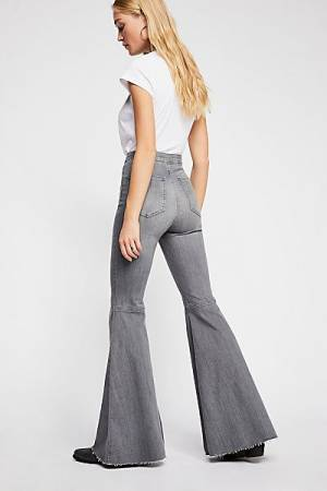 "Free People Flare Jeans ""Just Float On"""