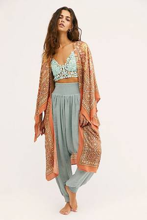 "Free People Kimono ""Magic Dance"""