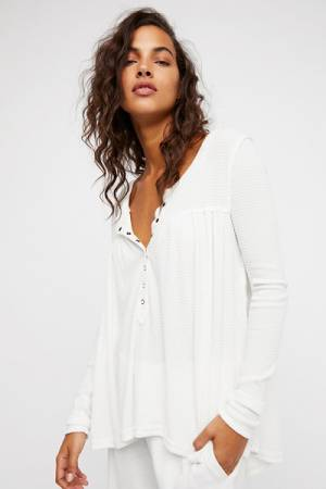 Free People We The Free Kai Henley Top