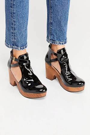 """Free People Clogs """"Cedar"""" FP Collection Shoes"""