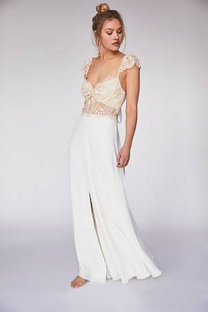 "Free People Wedding Dress ""Nikki's"" FP Limited Edition"