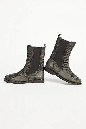 "Jeffrey Campbell Moto Boot ""Sky Views"""