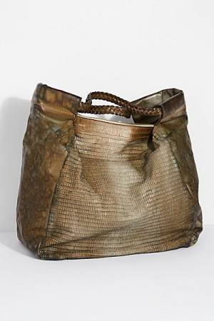 "Giorgio Brato Distressed Tote Bag ""Perugia"""