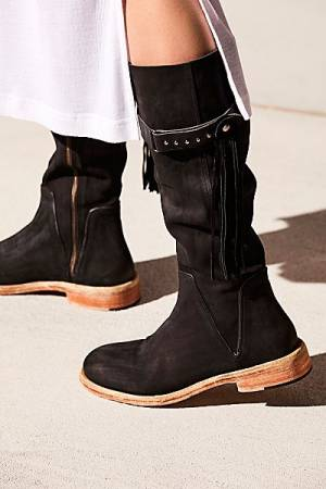 "Free People Boho Mid Boots ""Sayre"""