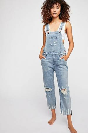 "OneTeaspoon Denim Overalls ""Hooligan"""
