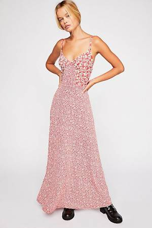 """Free People Maxi Dress """"Song of Summer"""""""