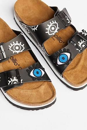 Birkenstock Arizona Eyes Birtens Sandals