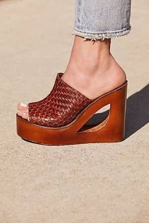 "Jeffrey Campbell Platform Wedge Sandals ""Barela"""
