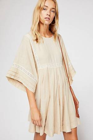 "Spell Boho Mini Dress ""Paloma"""