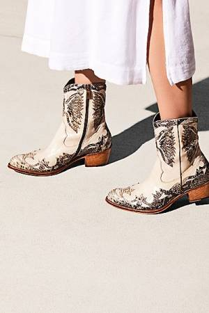 "J Ghost Western Boot ""Lost Desert"""