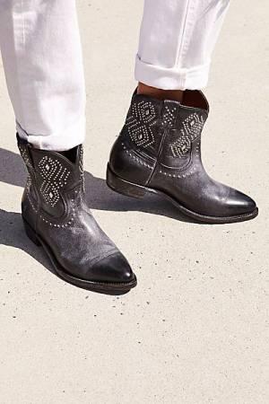 """Frye Stud Western Boots """"Billy"""""""