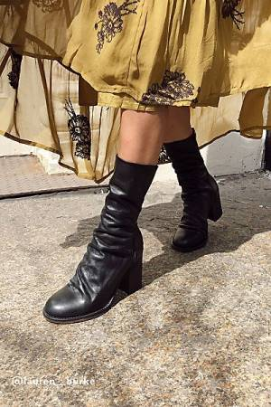 "Free People Boots ""Black Elle"""