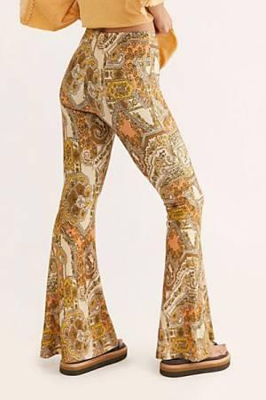 """Novella Royale Bell Bottom Pants """"The Janis"""""""