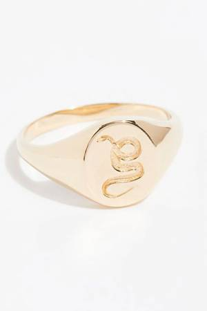 "Vale Jewelry Ring ""Snake Spirit"""