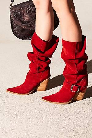 """Jeffrey Campbell Slouch Boot """"Reed"""""""