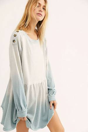 "Free People Mini Dress ""Marlena"""